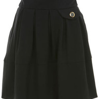 Black Skater Skirt - Skirts  - Apparel  - Miss Selfridge US