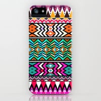 Mix #106 iPhone & iPod Case by Ornaart