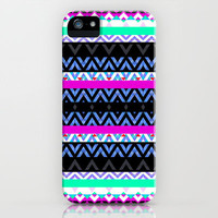 Mix #335 iPhone & iPod Case by Ornaart