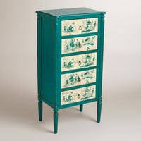 Camille Tall Chest