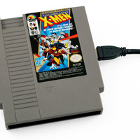 NES External Hard Drive - The Uncanny X-Men - 1.5 TB USB 3.0