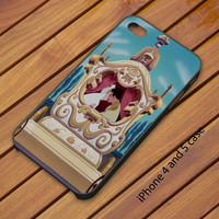 Prince Charming kiss Cinderella Design iPhone 4/4S iPhone 5 Hard Case