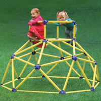 The Instant Geodesic Dome - Hammacher Schlemmer
