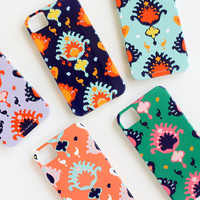 Custom iPhone 5 or 4S Case - Ikat Collection - Choose Your Color