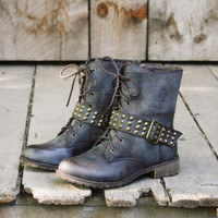 The Scout Motorcycle Boots, Sweet Bohamian Boots & Shoes