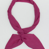 American Apparel - Twist Scarf