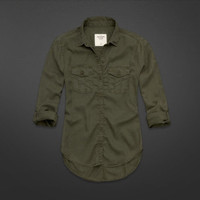 Breana Twill Shirt
