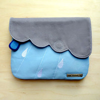 littleoddforest | Cloudy Days Clutch