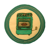Merit Badge for 'having a bun in the oven'