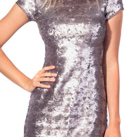 Nixie Oyster Dress - LIMITED
