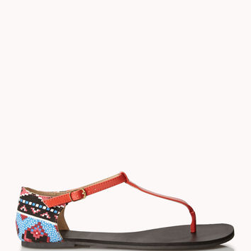 Out West Thong Sandals