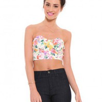 Peach Pit Crop Top | GYPSY WARRIOR