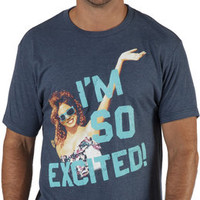 Saved By the Bell Im So Excited Jessie Shirt