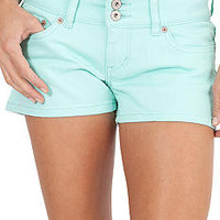 Levi's® Carol Super Stretch Shorty Short