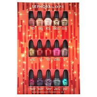 Sephora by OPI Classic &Bright 15-piece Nail Collection — QVC.com