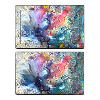 Microsoft Surface Pro Skin - Cosmic Flower by Creative by Nature