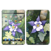 Apple iPad Mini Skin - Colorado Columbines by Jackie Friesth