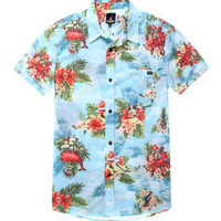Fyasko Big Kahuna Short Sleeve Woven Shirt at PacSun.com