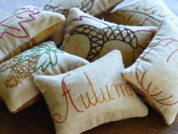 Fall Throw Pillow Ideas : ALL NEW FALL PILLOW IDEAS DIY Pillow