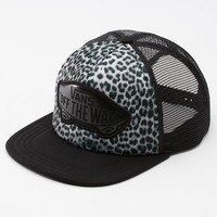 Vans Cheetah Snap Back