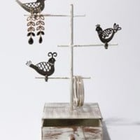 UrbanOutfitters.com &gt; Folk Bird Jewelry Stand