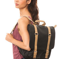 Street Level Backpack Portland Black