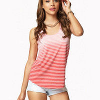 Ombré Striped Tank | FOREVER 21 - 2057747764