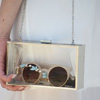 Clear Box Clutch