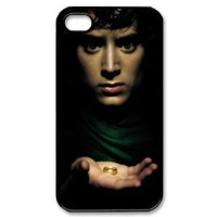 Amazon.com: Designyourown Case The Lord of Rings Iphone 4 4s Cases Hard Case Cover the Back and Corners SKUiPhone4-3002: Cell Phones & Accessories
