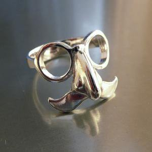 The Harbinger Co. &amp;mdash; Funny Face Ring