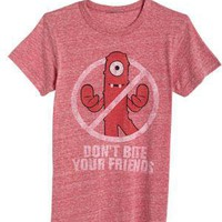 Yo Gabba Gabba Don&#x27;t Bite Tee