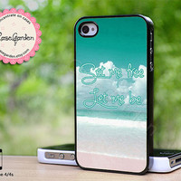 Ocean Beach iPhone 4 Case, iPhone 4s Case, iPhone Case, iPhone Hard Case, iPhone 4 Cover, iPhone 4s Cover