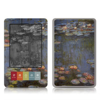 Nook Skin - Monet - Water lilies by DecalGirl Collective