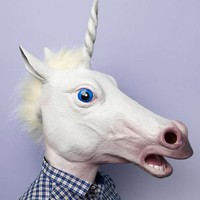 Unicorn Mask - Shop - Third Drawer Down