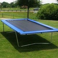 Regulation Rectangle Trampoline 9 x 15