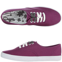 Womens - City Sneaks - Women's Canvas Bal Sneaker - Payless Shoes