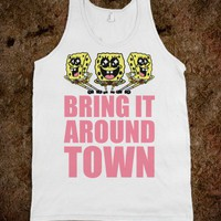 Bring It Around Town - Films and Such - Skreened T-shirts, Organic Shirts, Hoodies, Kids Tees, Baby One-Pieces and Tote Bags