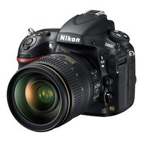 Nikon D800 D-SLR Camera | High Dynamic Range Camera