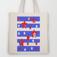 Independence Tote Bag by Rosie Brown