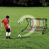 The Ball Returning Soccer Trainer - Hammacher Schlemmer