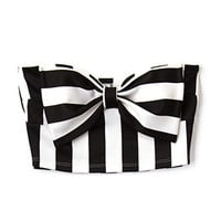 Striped Bow Busiter | FOREVER 21 - 2000074731
