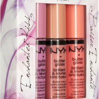 Enchanted Kiss Butter Gloss Set