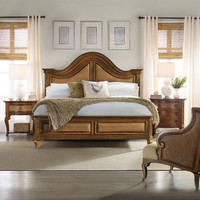 Windward Mansion Queen Size Bed