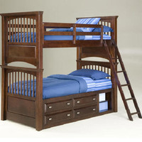 Thatcher Twin over Twin Bunk Bed