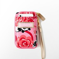 Carded ID Wristlet- Alpha Omicron Pi - Lilly Pulitzer