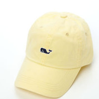 Mens Baseball Caps: Signature Whale Logo Basehball Hat -  Vineyard Vines