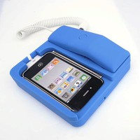 Daditong Classic Landline Style Dock Docking Station Handset Speaker for iPhon