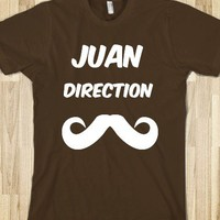 Juan Direction T Shirt - Guilty Directioner - Skreened T-shirts, Organic Shirts, Hoodies, Kids Tees, Baby One-Pieces and Tote Bags