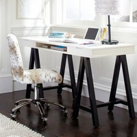 Customize-It Project Iron A-Frame Desk