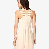Strappy Back Dress